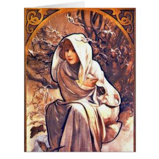 Vinter 1897 jumbo kort