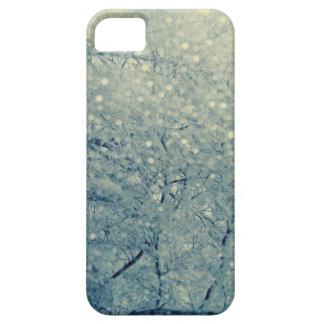 Vinter Bokeh iPhone 5 Case-Mate Skal