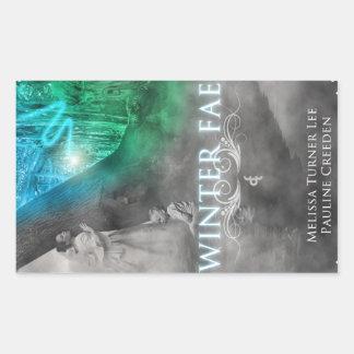 Vinter Fae - fantasiSteampunk klistermärke