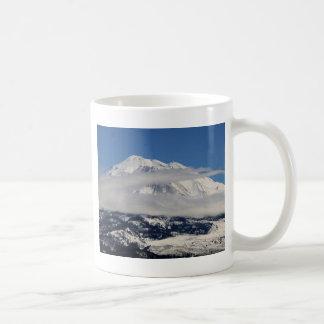 Vinter för Mt. Shasta Kaffemugg