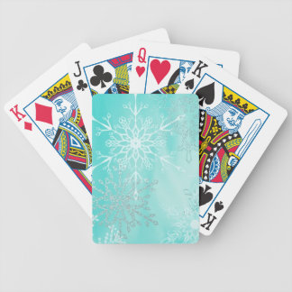 Vinter handlag spelkort