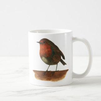 Vinter härold kaffemugg