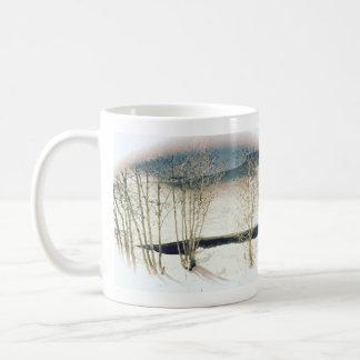 Vinter Scape Kaffemugg