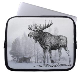 Vinterälg Laptop Fodral