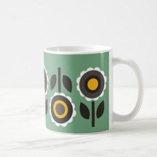 Vintergrön Aster Kaffemugg