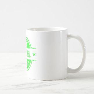 Vintergrön bäst Cowgirl Kaffemugg