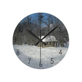 Vinterkabinanpassadet tar tid på rund klocka