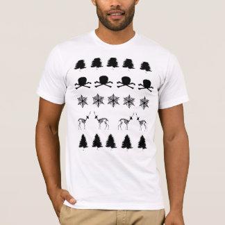 Vintermönster T-shirt
