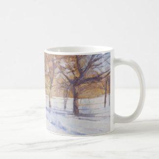 Vintern Richmond parkerar Kaffemugg