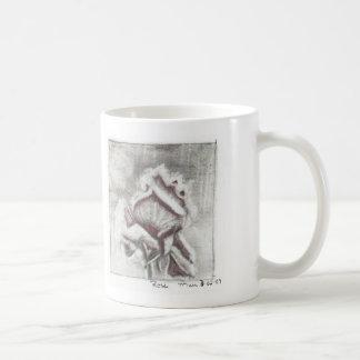 Vintern steg kaffemugg