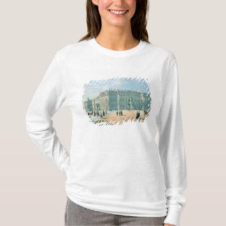 Vinterslotten som sett från slottpassage t-shirt