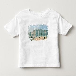 Vinterslotten som sett från slottpassage t-shirts