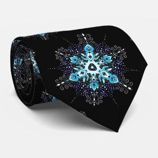 vintersnöflingormanar tie för helgdag för slips