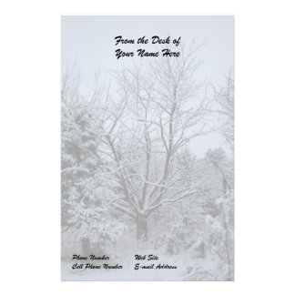 Vinterunderland Brevpapper