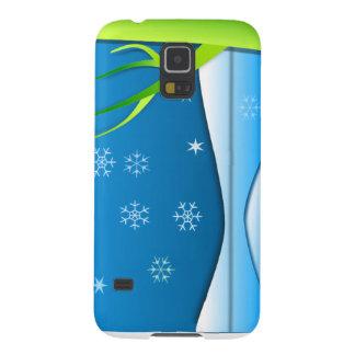 Vinterunderland Galaxy S5 Fodral
