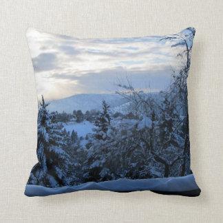 Vinterunderland kudder kudde
