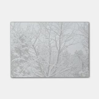 Vinterunderland Post-it Block