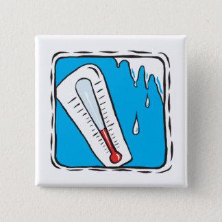 Vinterväder Standard Kanpp Fyrkantig 5.1 Cm