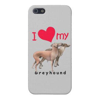 Vinthundar iPhone 5 Skydd