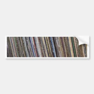 Vinyl Bildekal