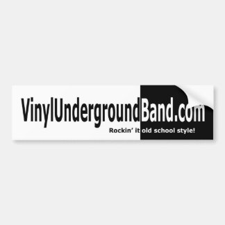 Vinylklistermärke Bildekal