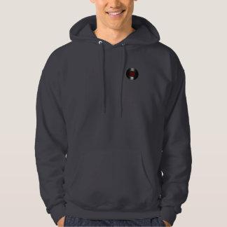 vinylrekord hoodie