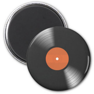 Vinylrekord Magnet