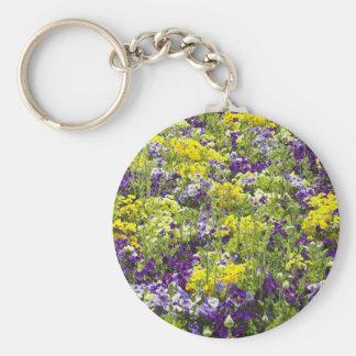 Violas Rund Nyckelring