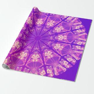 Violet för kräm för abstrakt för felik presentpapper
