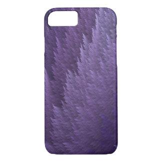 Violett lila purpurfärgat fodral för