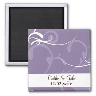 violett spara datum magneter