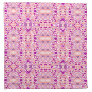 violett tygservett