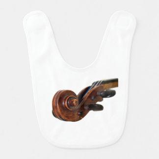 Violin Scroll Hakklapp