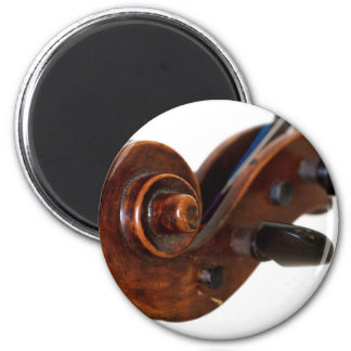 Violin Scroll Magnet