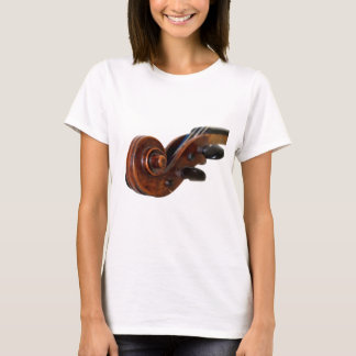 Violin Scroll T-shirts