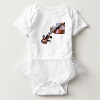 Violin scroll tee