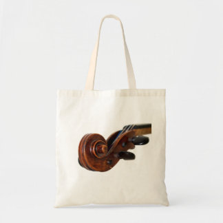 Violin Scroll Tygkasse