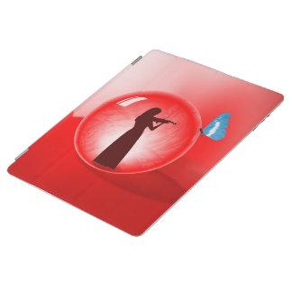 Violinist & fjäril iPad skydd
