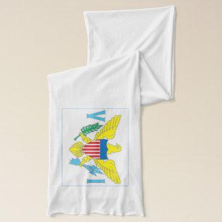Virgin Islands sjunker den lättvikts- scarfen Halsduk