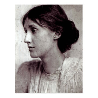 Virginia Woolf, 1902 Vykort