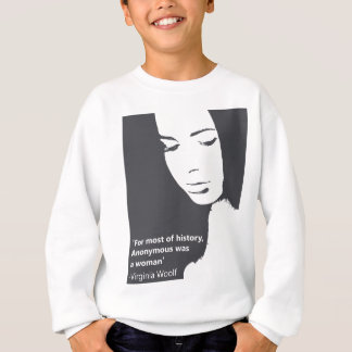Virginia Woolf citationstecken T Shirts