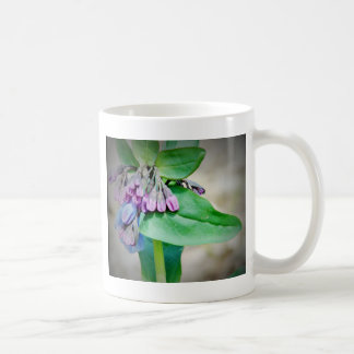 Virginina blåklockor kaffemugg