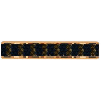virvla runt, eleganten, chic, modernt damaster, nyckelhängare