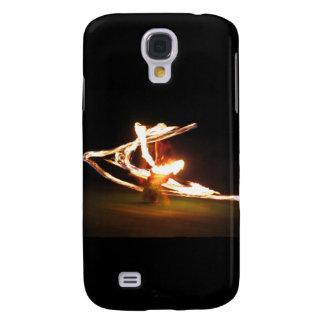 Virvlar runt av avfyrar: Hawaii avfyrar dans Galaxy S4 Fodral