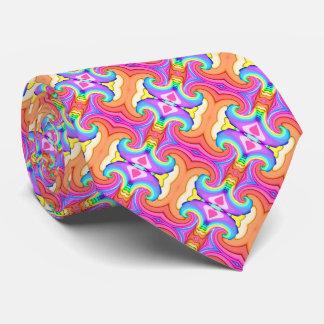 Virvlar runt pastellfärgade färger för Fractal Slips
