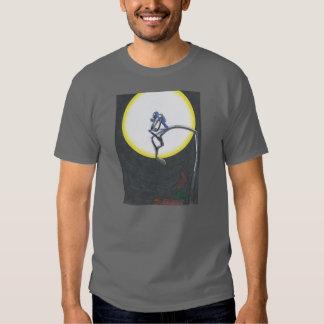 VIS tecknadt-skjorta som presenterar Watermain T Shirts