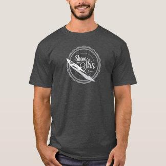 Visa att några flår - mörk T T-shirts