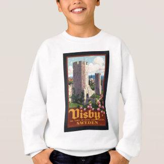 Visby sverige - vintage resor t shirt