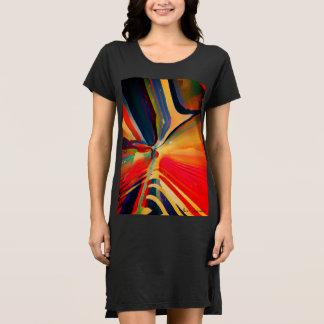 Vision av knappt synlig poesi t-shirts