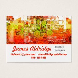 Visitkort - konstnär/fotograf/formgivare